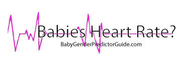 Can you determine the sex of baby by heartbeat